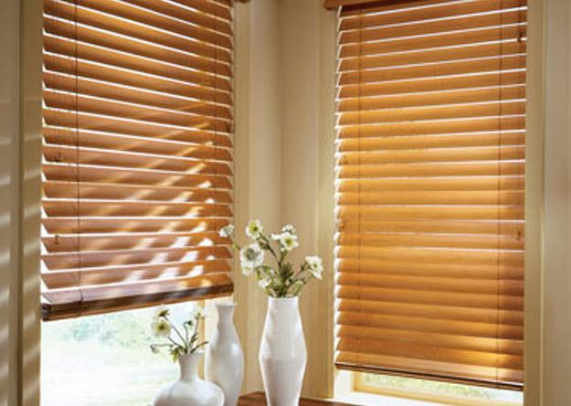 Promo Wooden Blinds Mulai Rp.426.000/m2