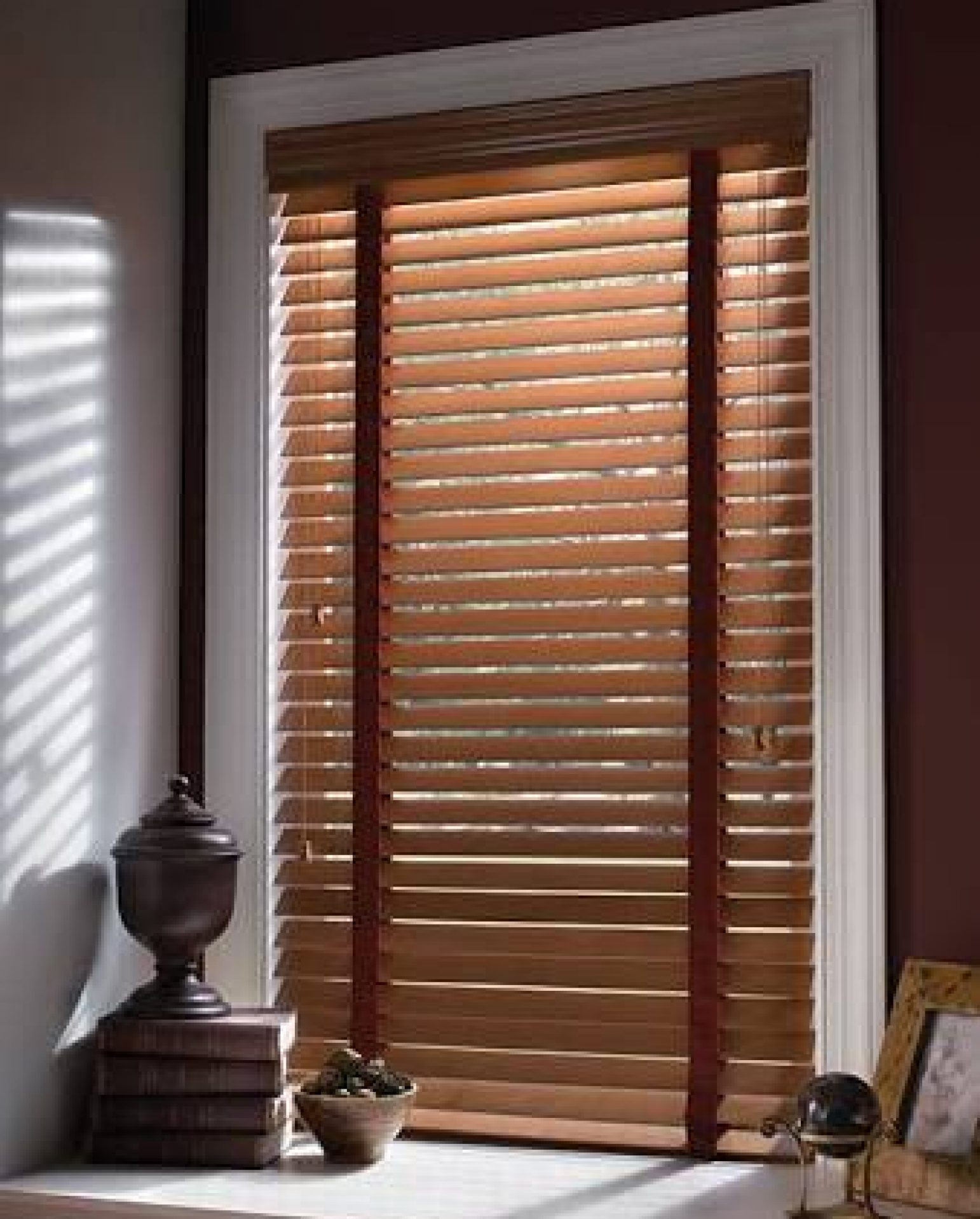 Promo Wooden Blinds Mulai Rp.395.000/m2